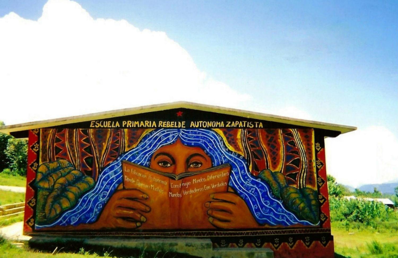 Zapatista-school