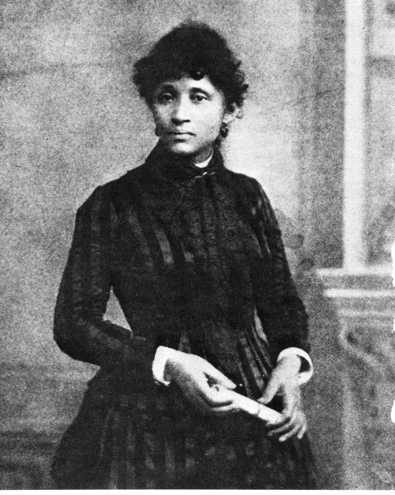 Lucy Gonzales Parsons