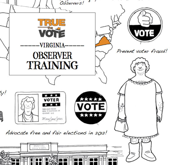 True the Vote guide