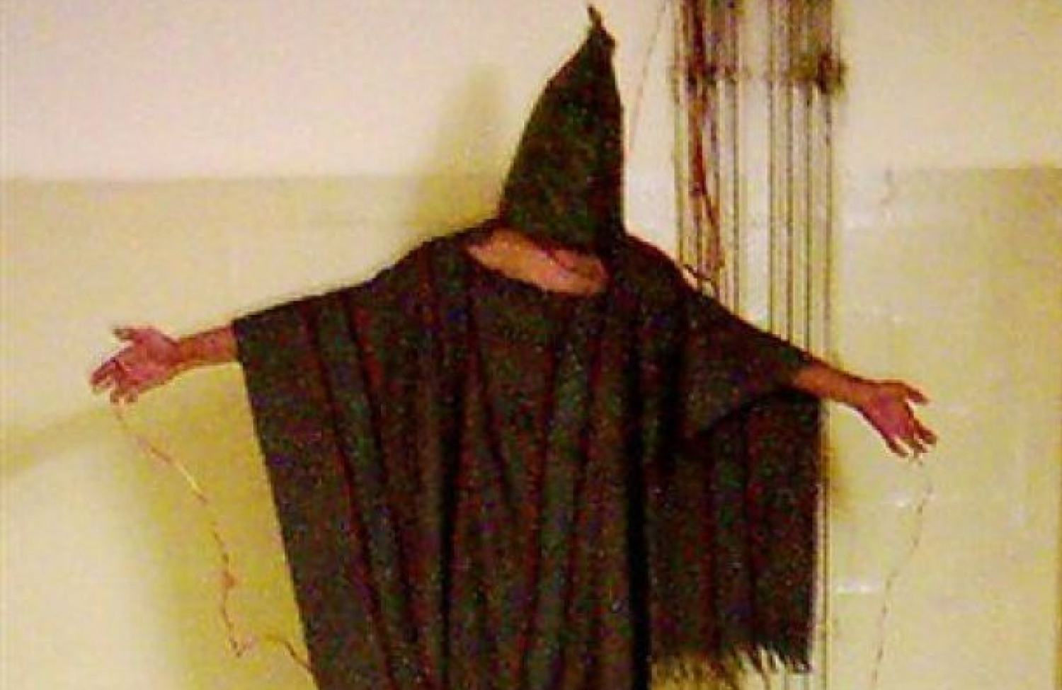 Photo-of-a-man-being-tortured-at-Abu-Ghraib-prison