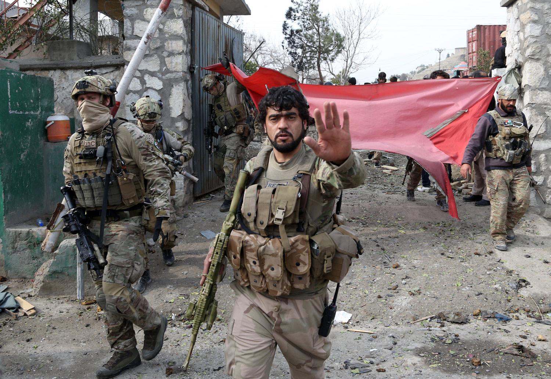 Afghan-forces