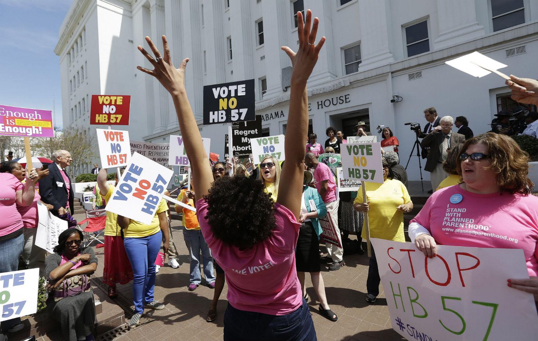 Alabama-Abortion-Rally