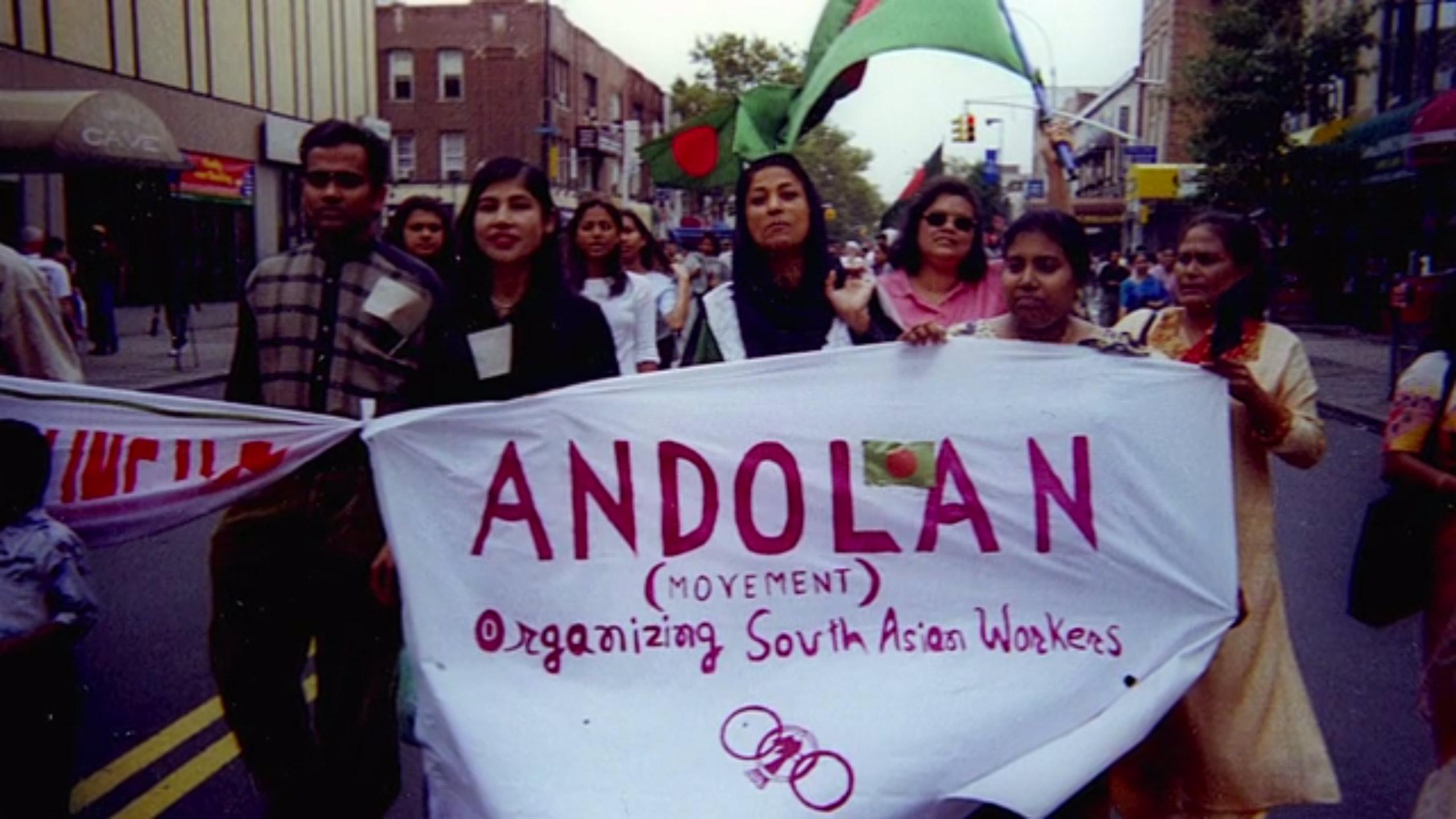 Andolan-protest