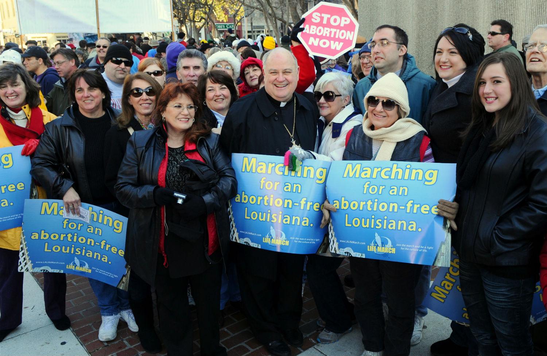 Anti-abortion-march-Louisiana