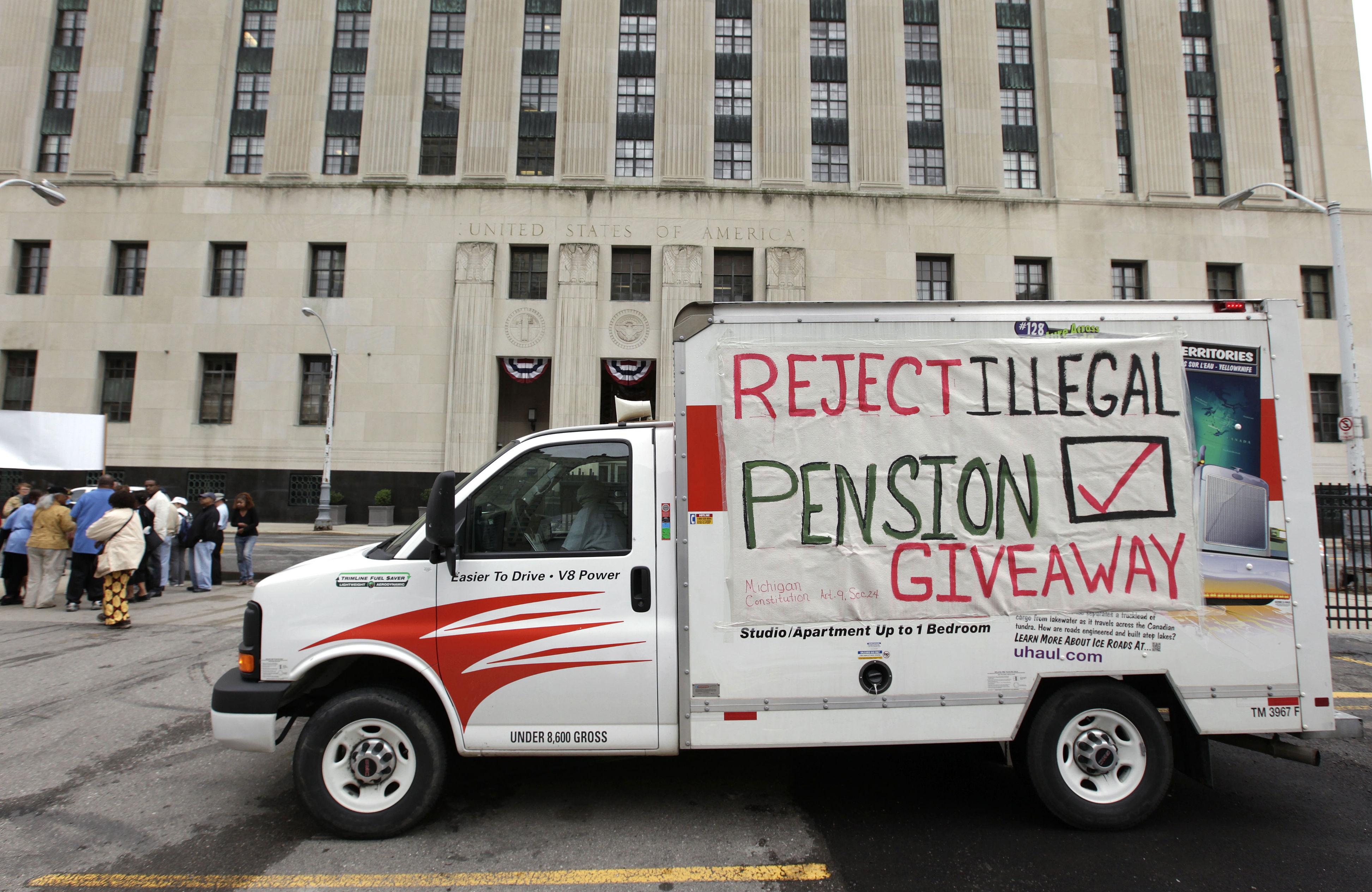 Detroit-pensions