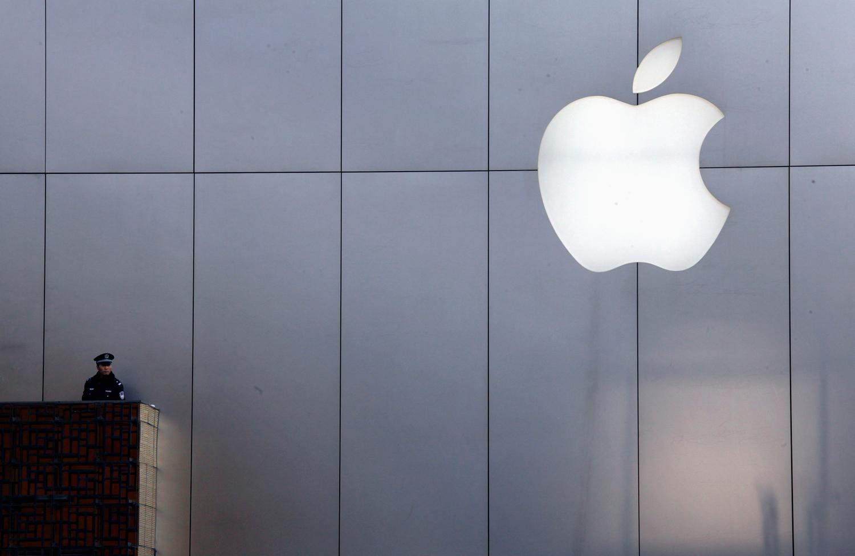 An-Apple-store-in-Beijing