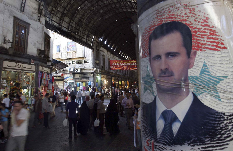 Assad-poster