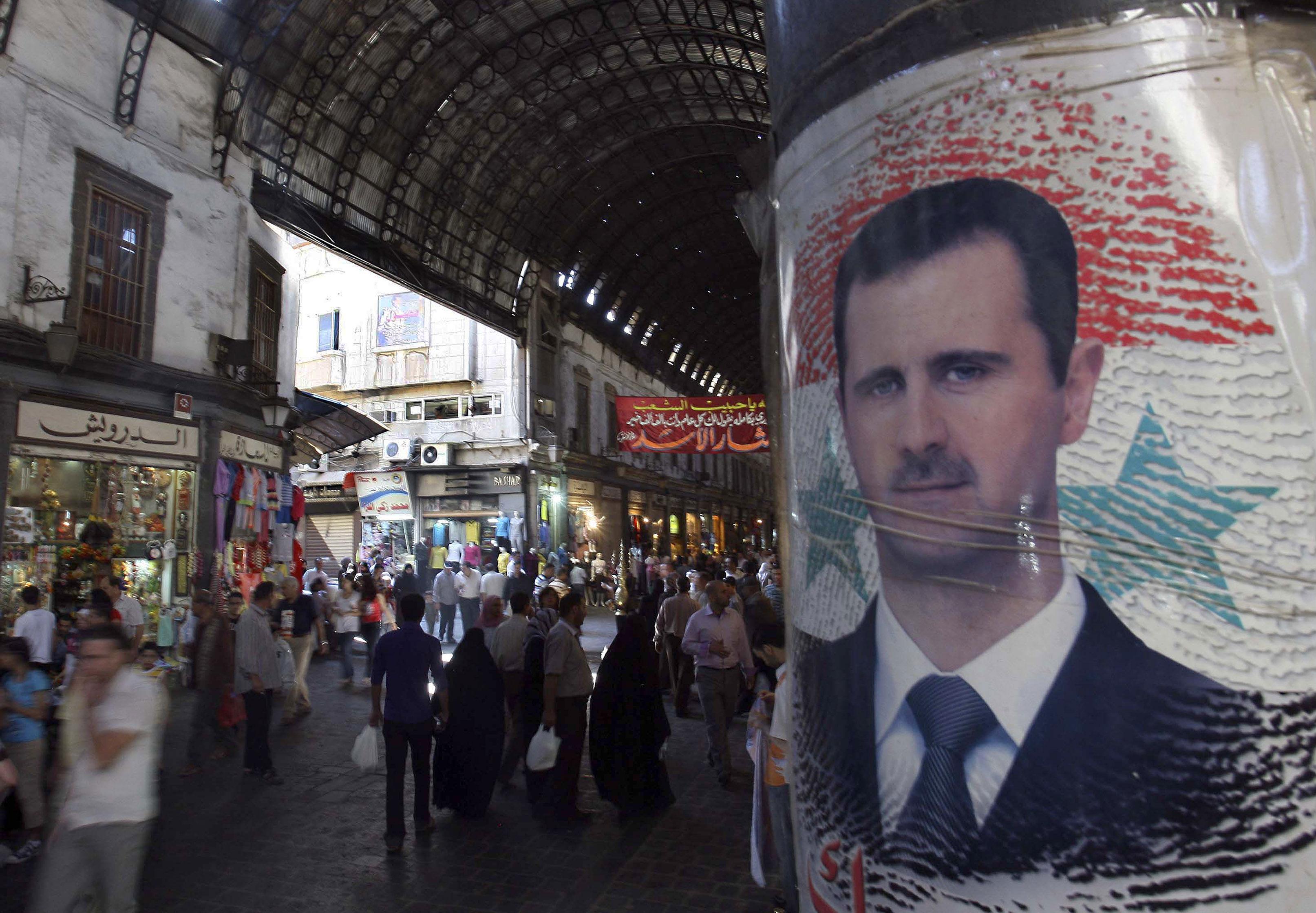 Bashar-Assad
