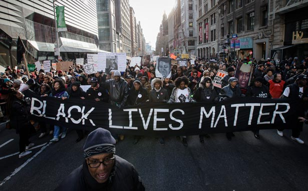Black-Lives-Matter-march
