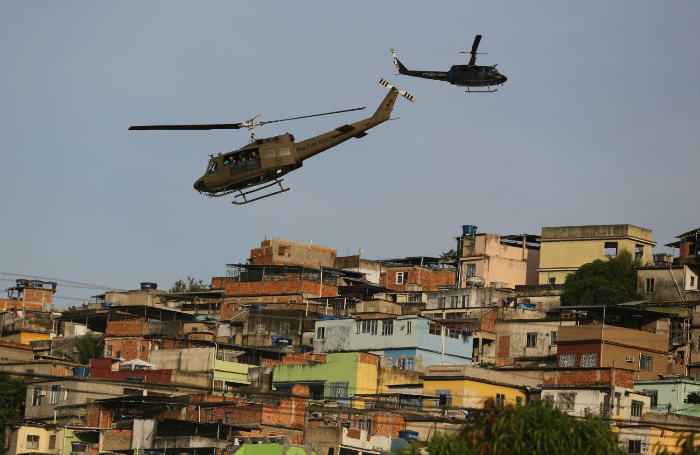 Maré-favela