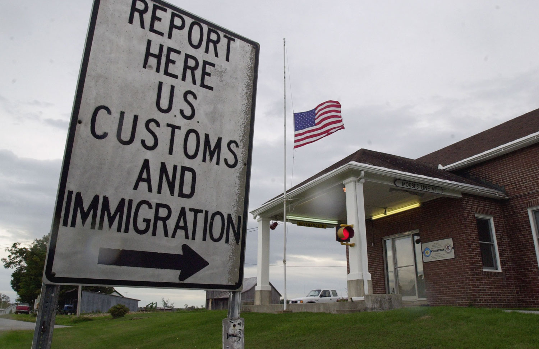 US-Canadian-Border