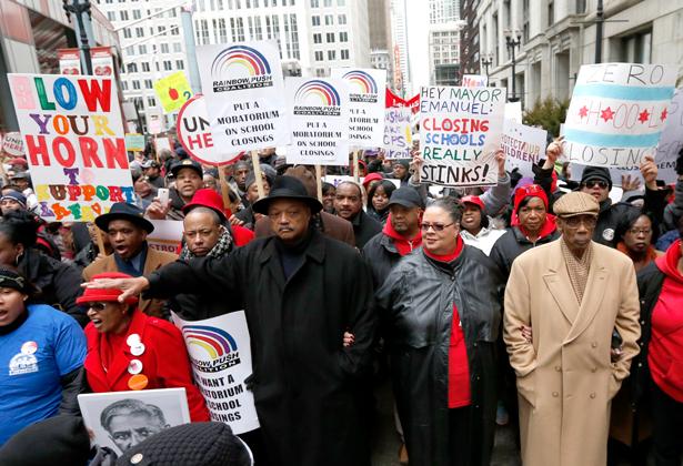 Chicago-School-Protest
