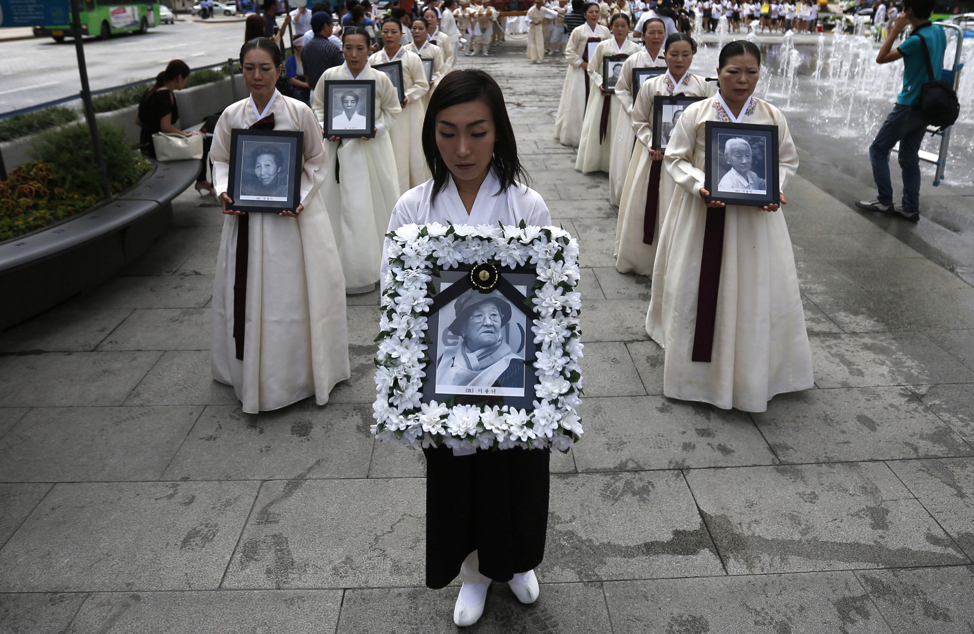 Comfort-women-memorial-South-Korea