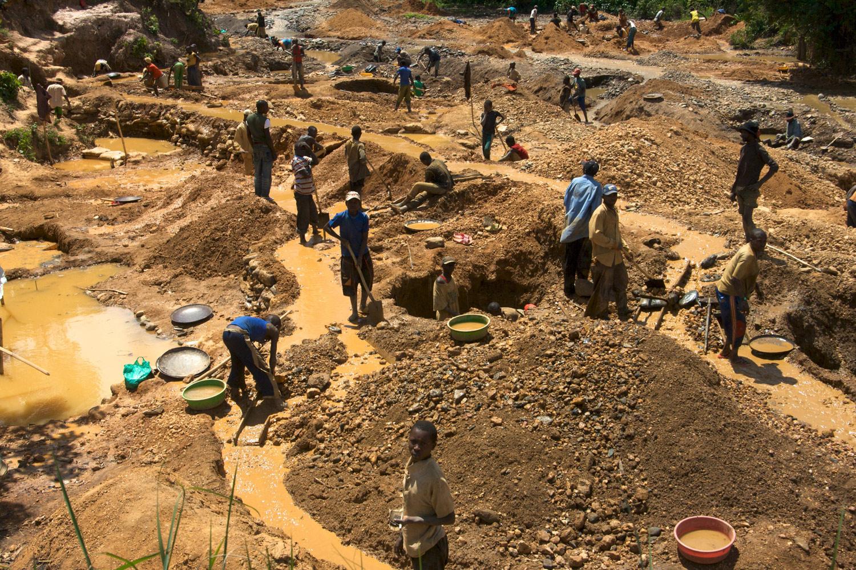 A-mine-in-eastern-Congo