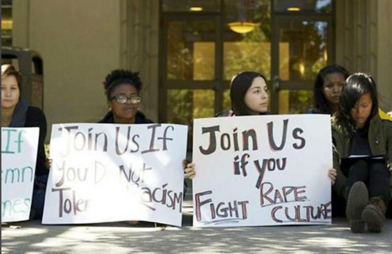 Cornell-Student-Protest