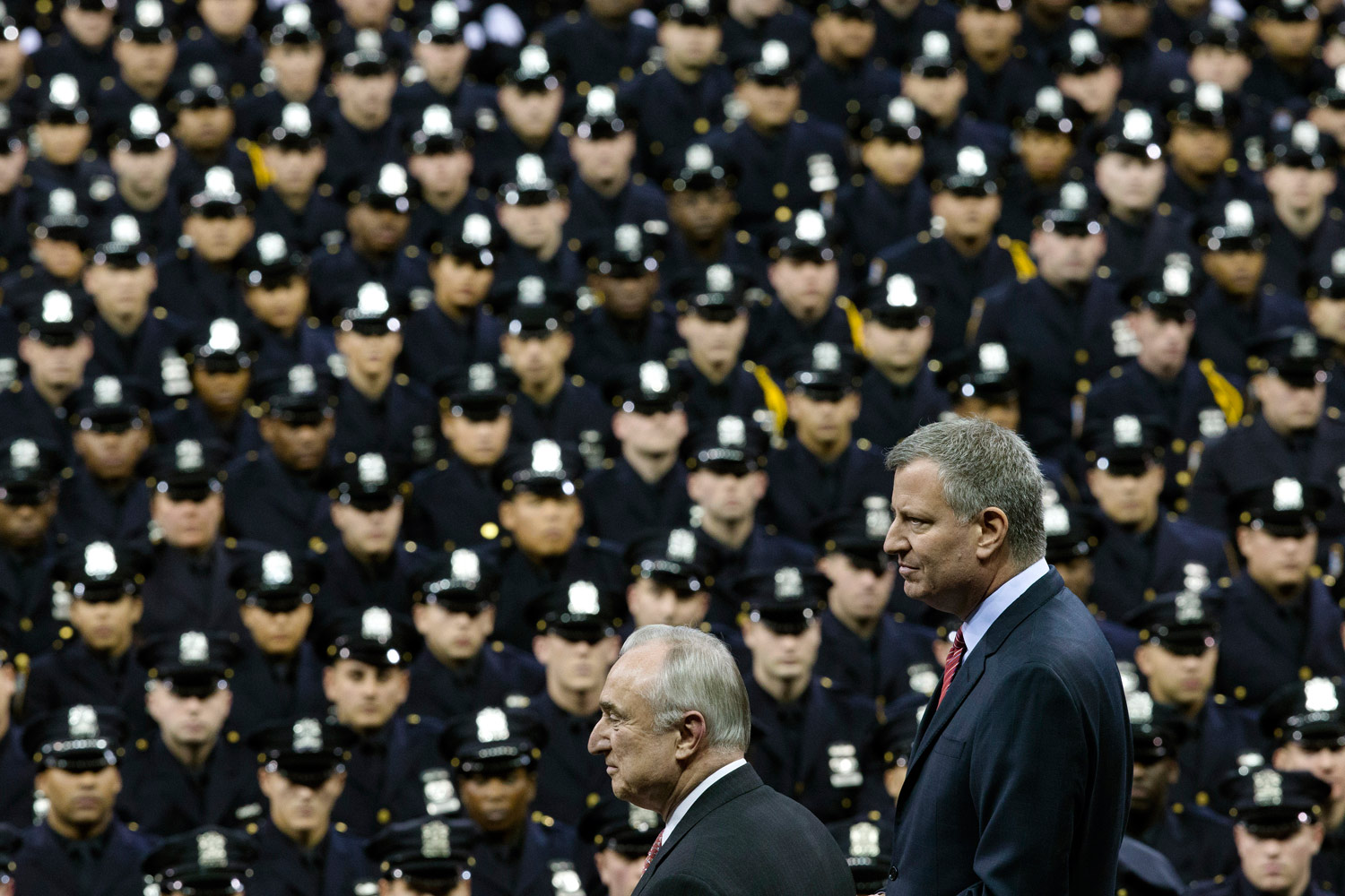 NYPD-and-Mayor