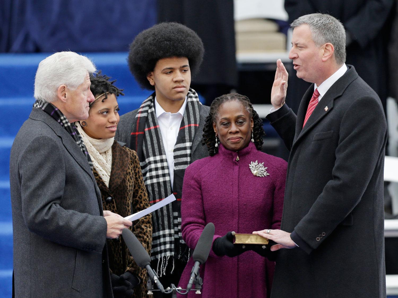 Bill-Clinton-and-Bill-de-Blasio