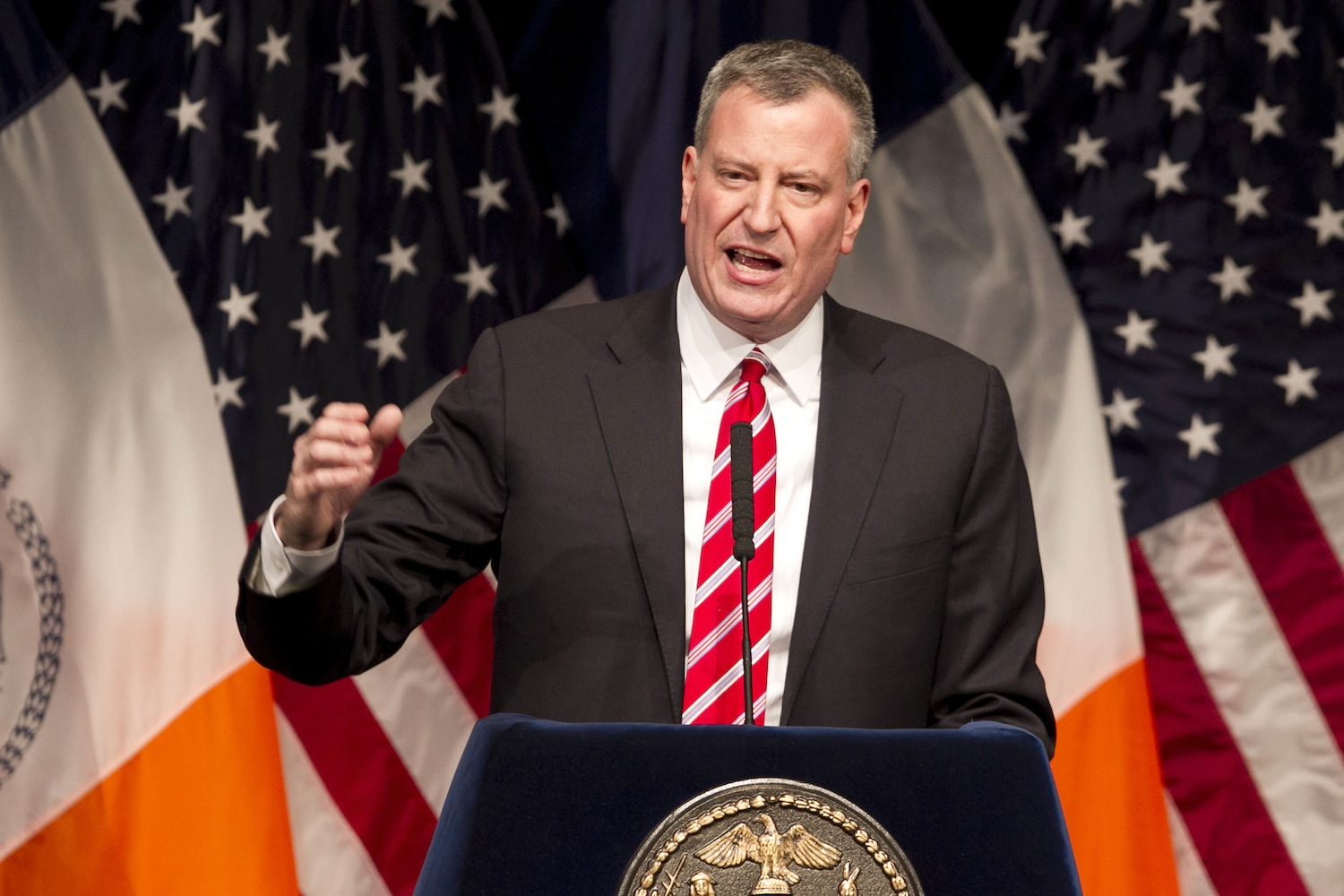 De Blasio Pledges A/C Units for All Classrooms Starting This Summer