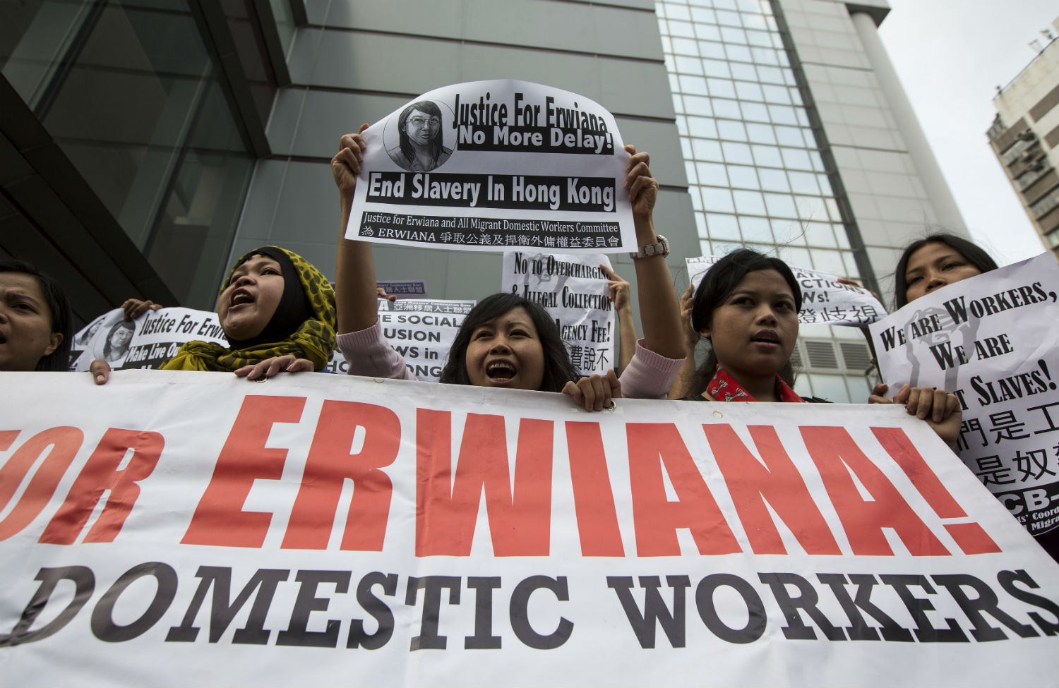 Protestors-call-for-better-protection-of-migrant-domestic-workers