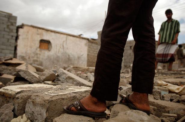 Drone-strike-Yemen