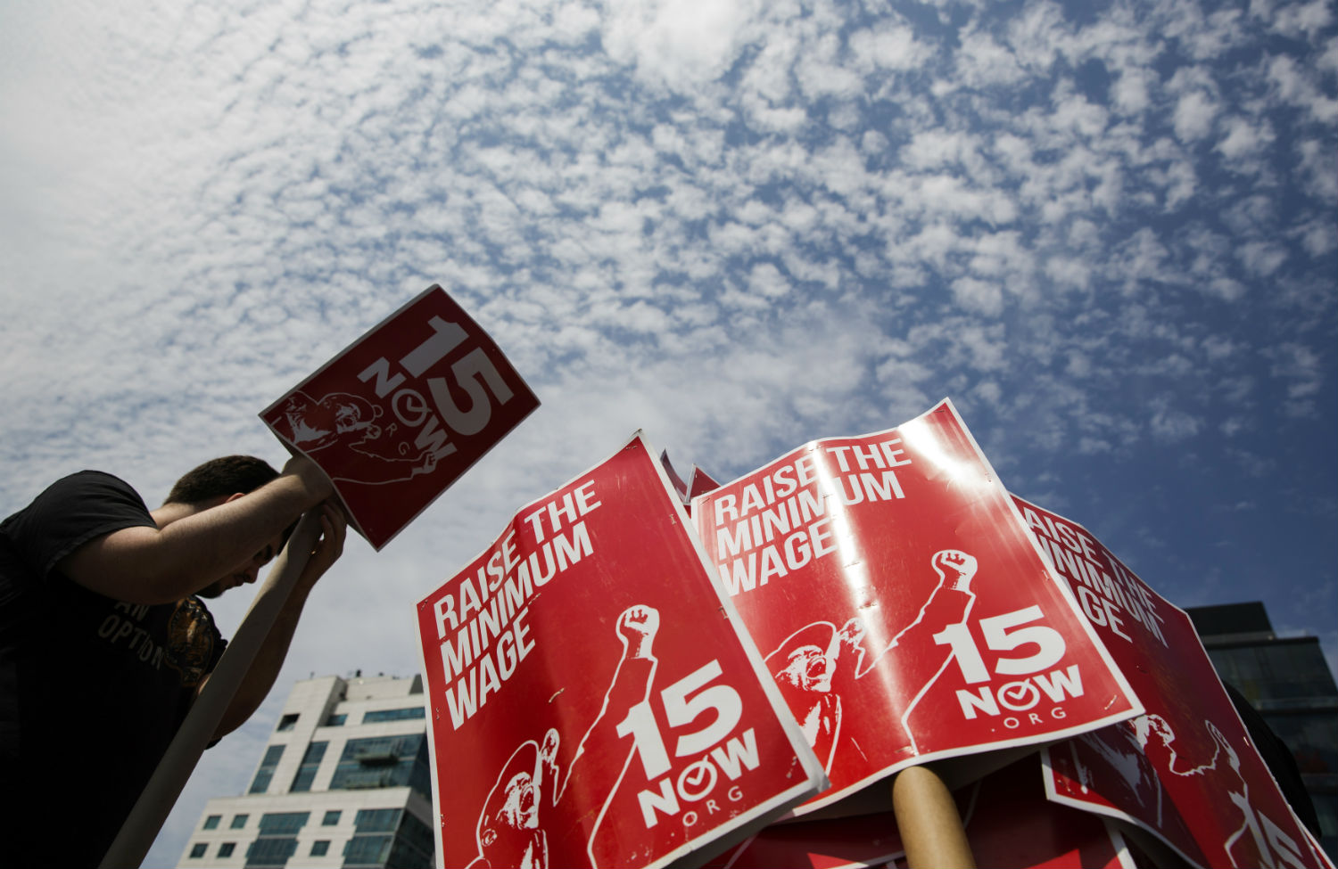Demonstrators-rally-to-raise-the-federal-minimum-wage
