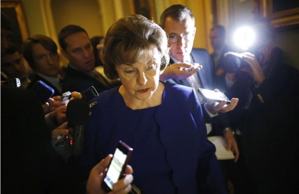 Senator-Dianne-Feinstein