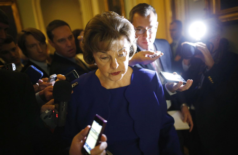 US-Senator-Dianne-Feinstein
