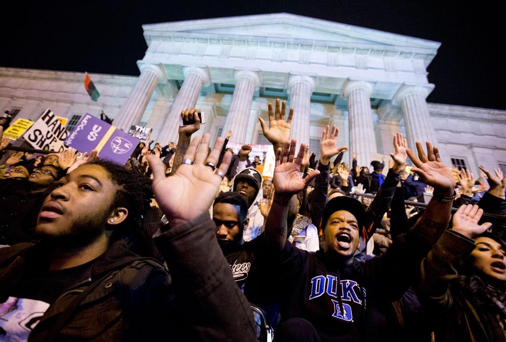 DC-protest