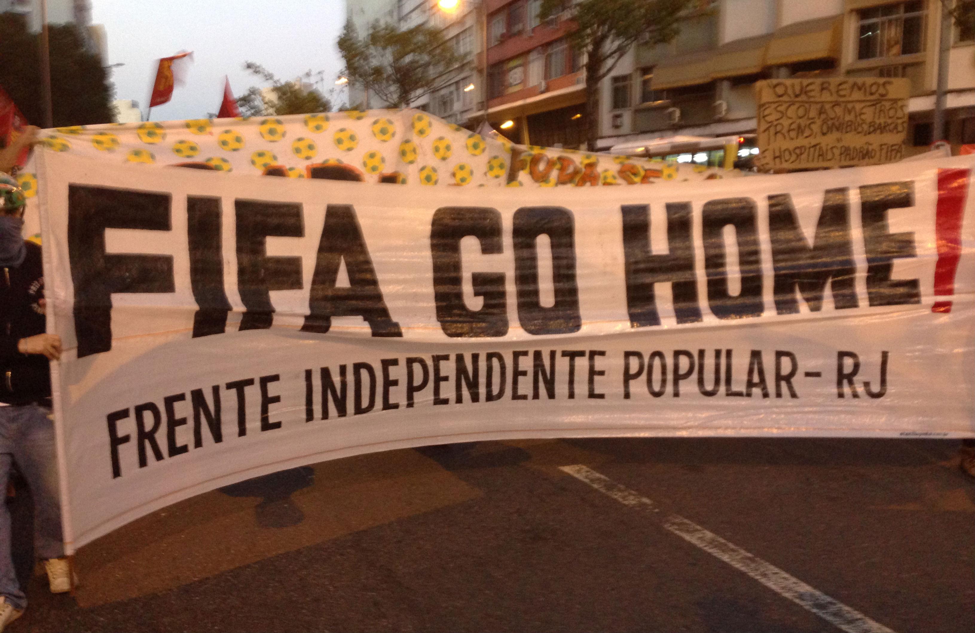 FIFA-Protest