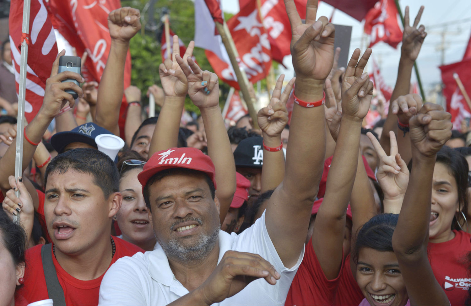 FMLN-victory