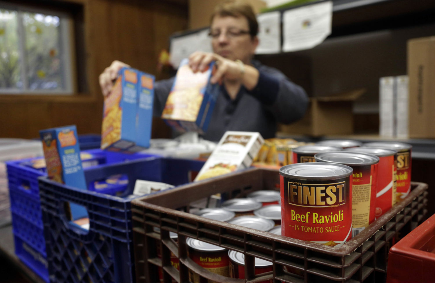 tough thanksgiving for food stamp families the nation