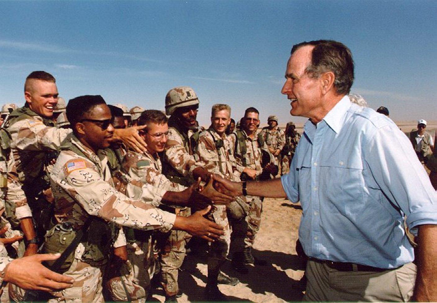 Incontri americani in Kuwait
