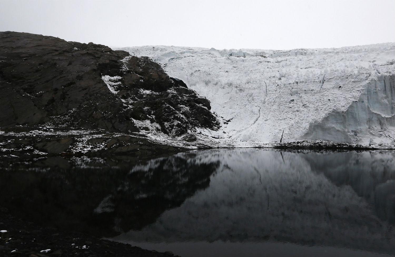 Glacier-melt