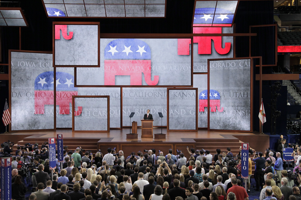 national poll after gop convention Donald trump won the republican nomination for president in cleveland during a momentous week in political history breitbart: 75 percent positive response to donald trump speech — so cnn trashes its own poll.
