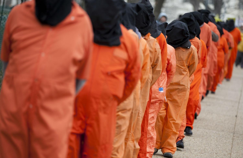 Guantanamo-protest