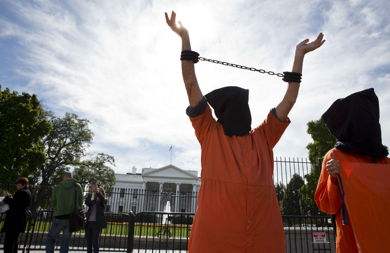 Guantánamo-protest