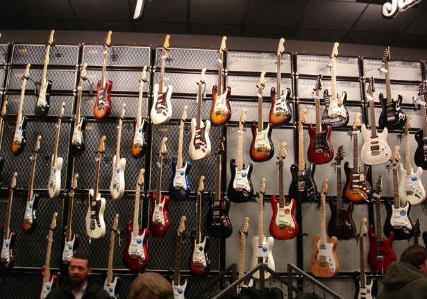 I recently purchased a guitar from Guitar Center in Mesquite TX. I had played many years ago and wanted to pick it back up. I had been in this store before and they have a good selection/5(34).