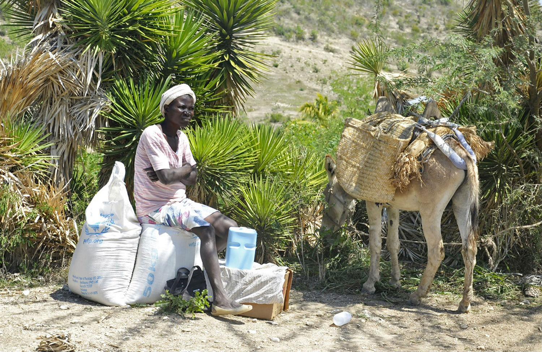 Haitian-drought