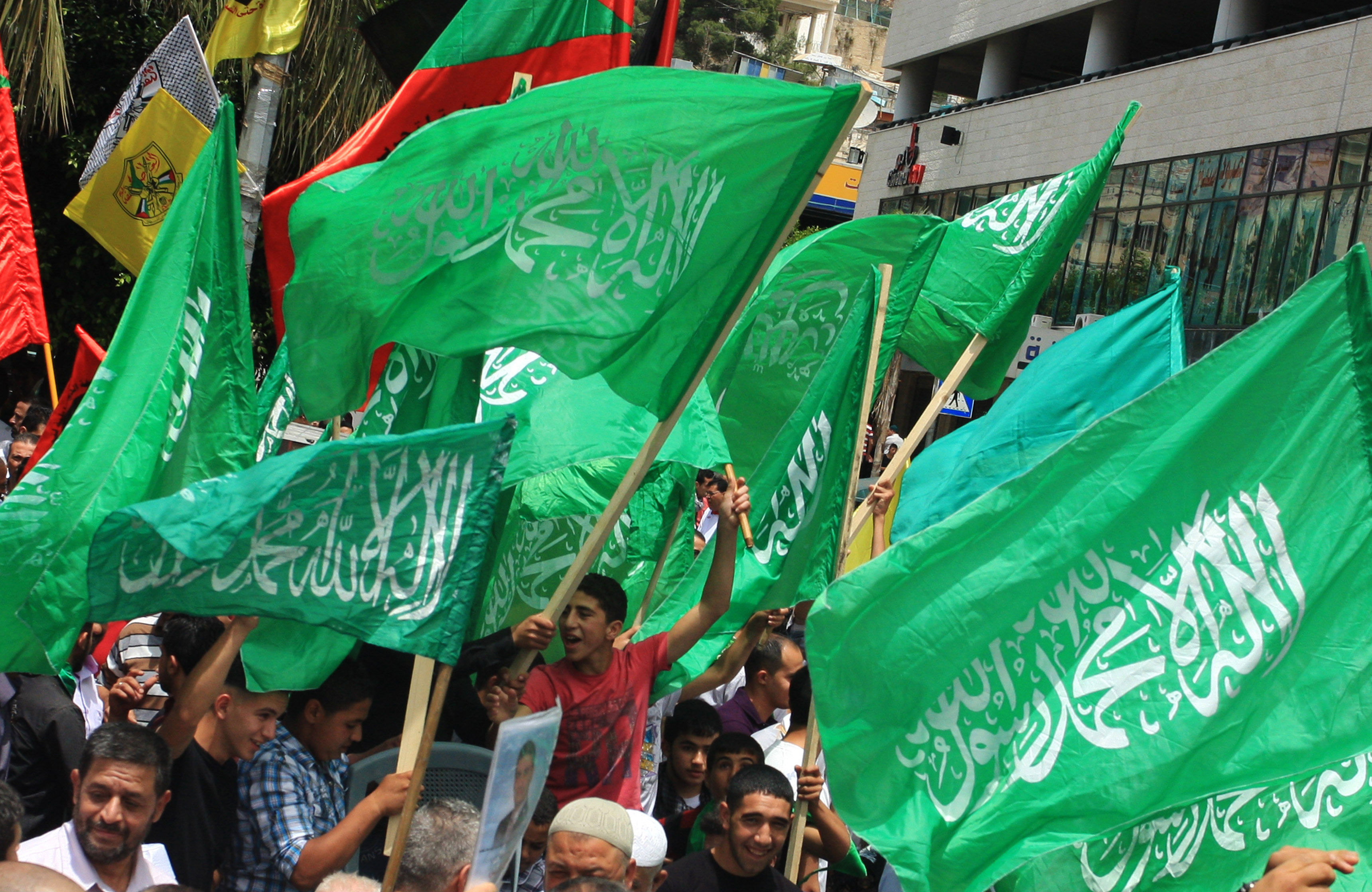 Hamas-supporters