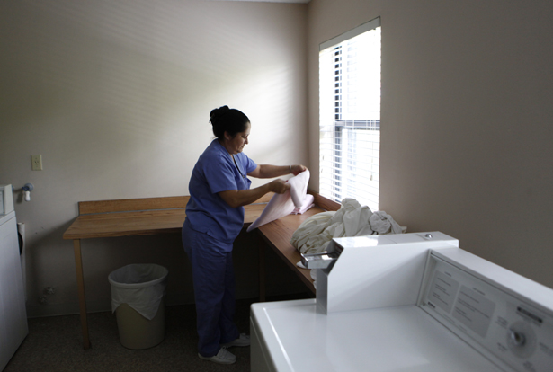Home-care-worker
