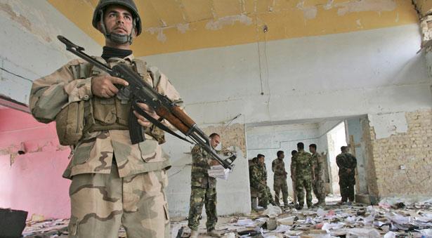 Iraqi-Solider