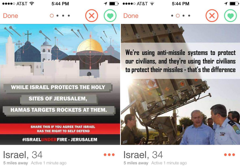 Israel hookup app Es ist richard Sherman von jedem