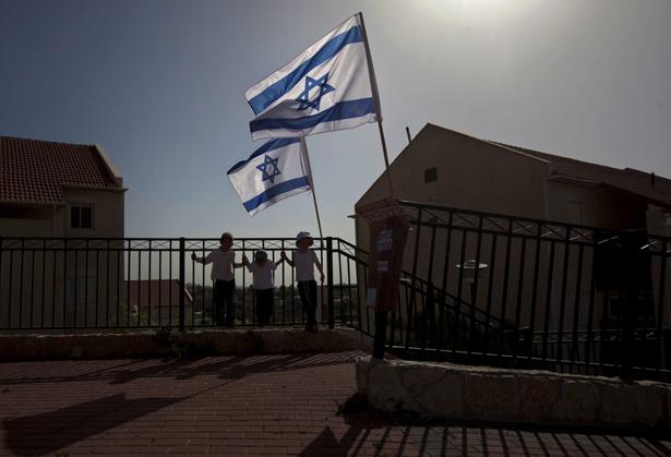Israeli-flags
