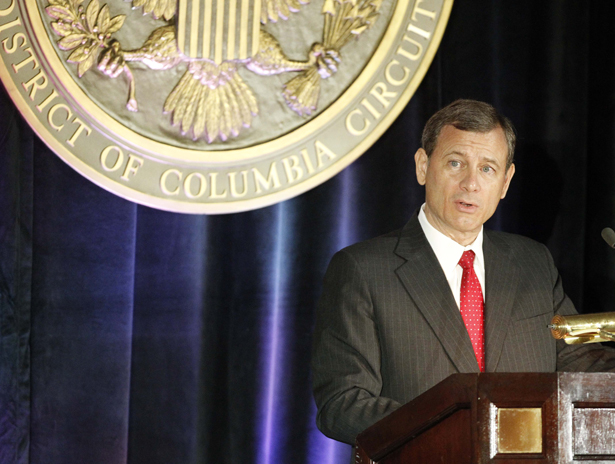 John-Roberts-Chief-Justice-of-the-United-States-at-a-2010-conference.-AP-PhotoKeith-Srakocic