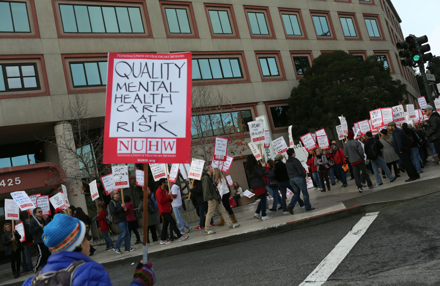Mental-health-workers-on-strike-at-Kaiser-Permanente-in-San-Francisco