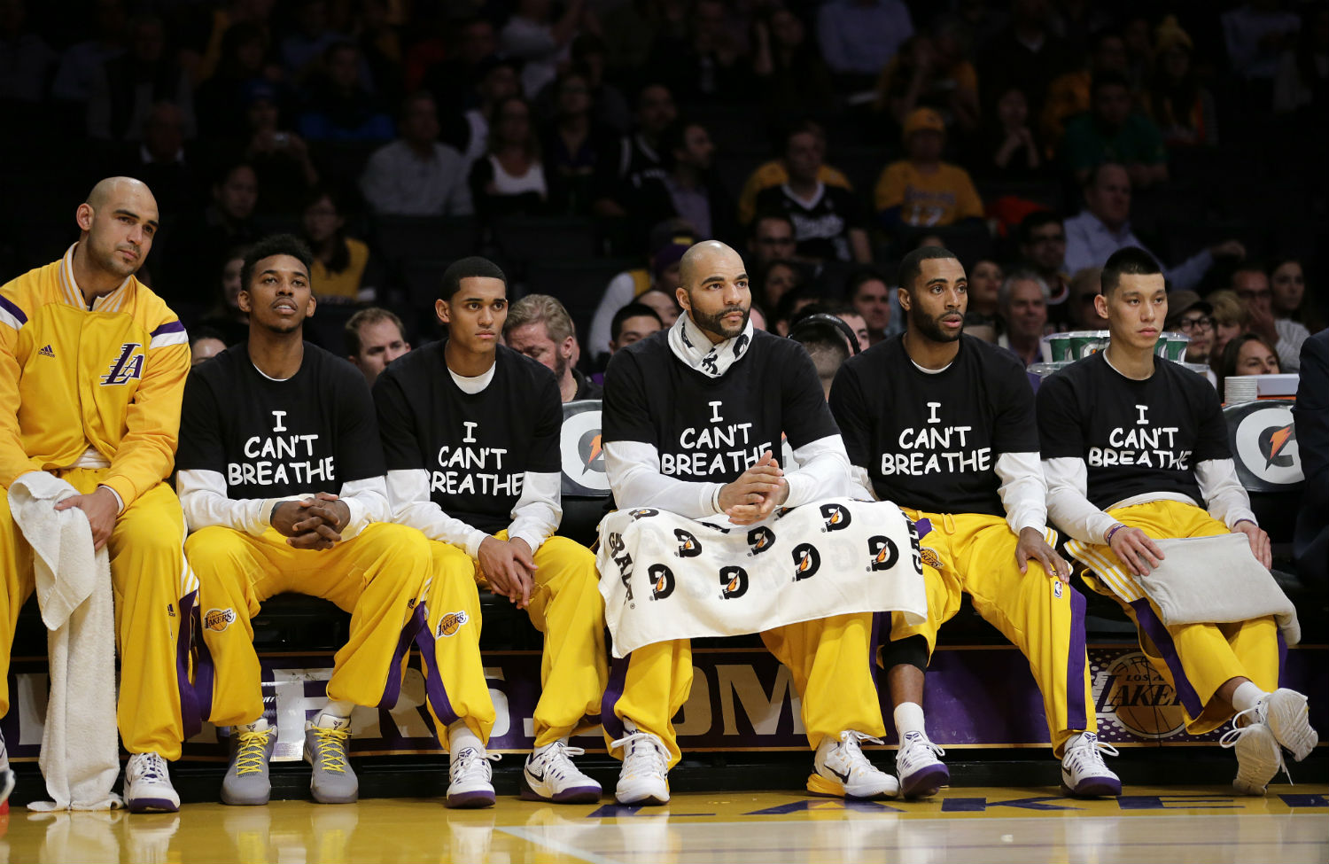 Lakers-I-Cant-Breathe-T-shirts