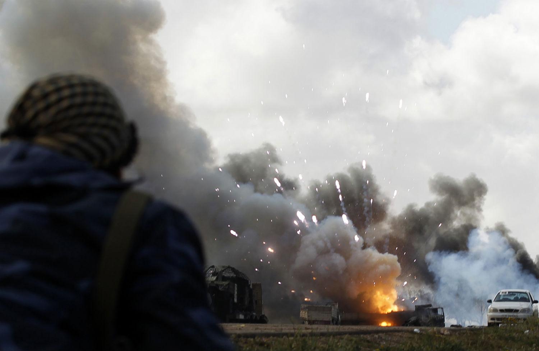 Libya-airstrike