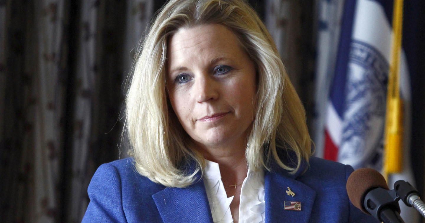 Liz cheney gay