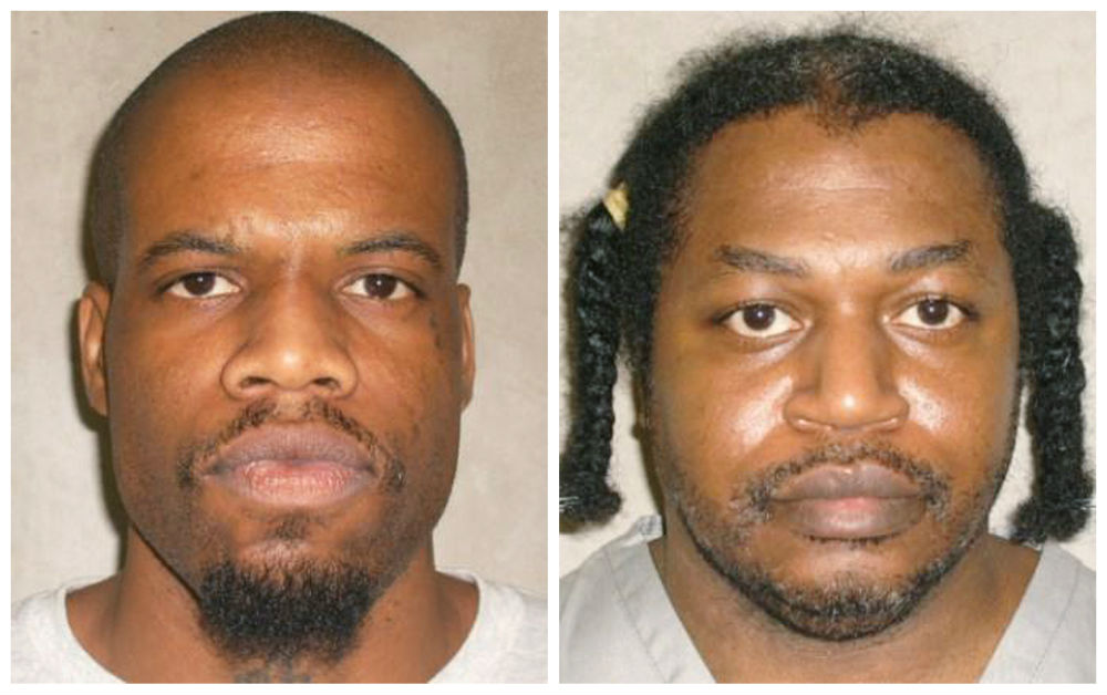 pemClayton-Lockett-left-and-Charles-Warner-AP-PhotoOklahoma-Department-of-Correctionsemp