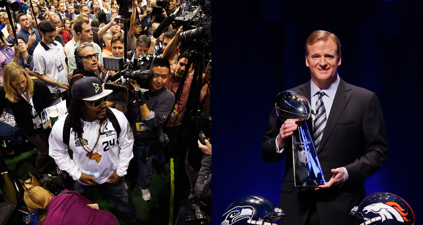 Marshawn-Lynch-and-Roger-Goodell-Compare-and-Contrast